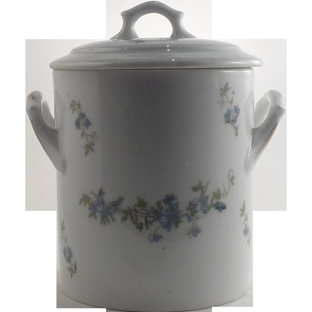 Ceramic Condensed Milk Container