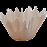 Fostoria Handkerchief bowl