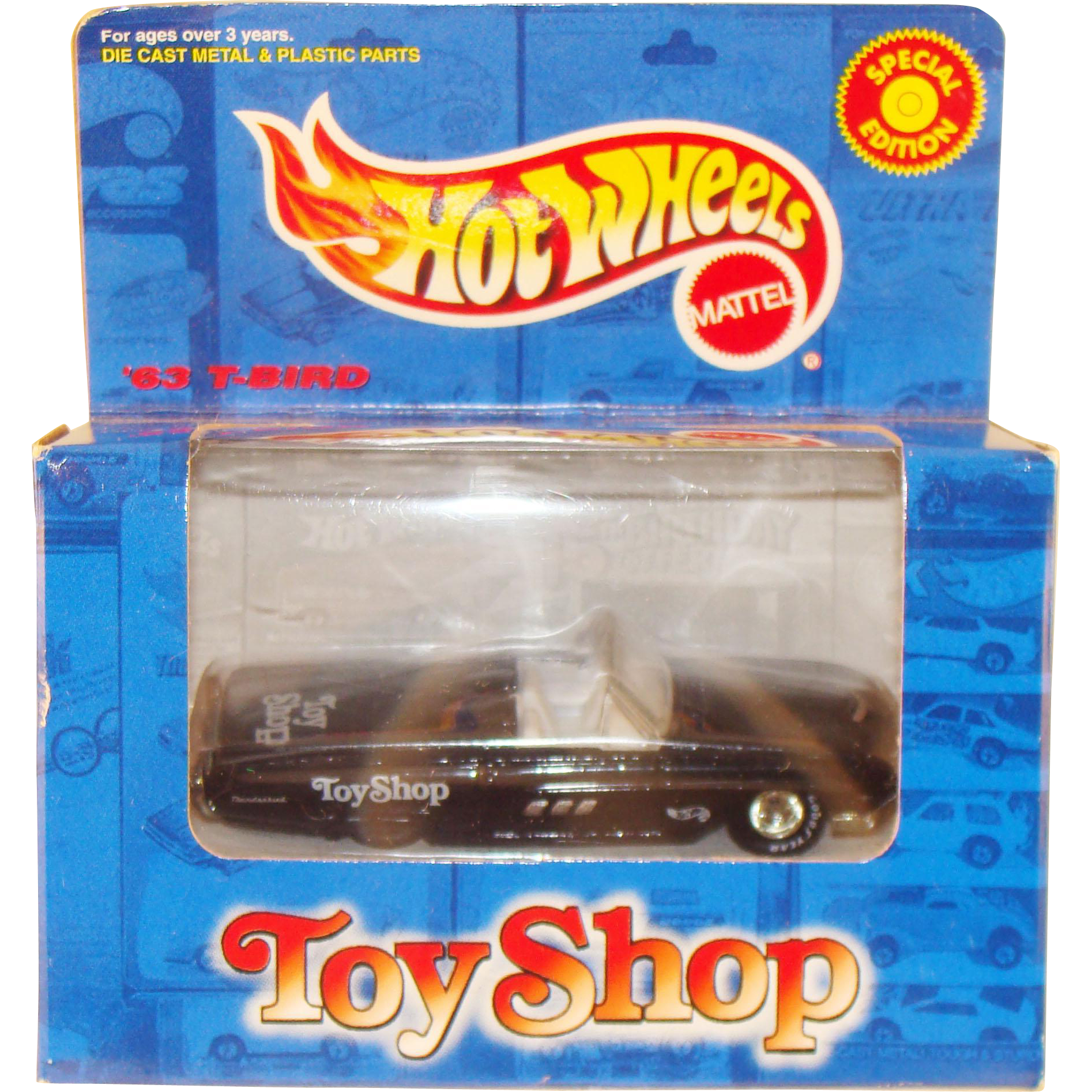 HOT WHEELS Car with Original Box