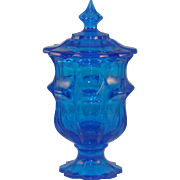 Blue Footed Candy Dish
