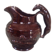 Hound-handled Pitcher