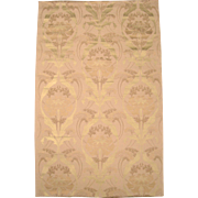 Antique French 19th Century Art Nouveau Wallpaper (2013)