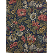 Lovely 20th Century Fruit Floral French Tapestry Wallpaper (2125)