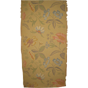 Charming Early 20th C. Floral Wallpaper by Zuber (6920)