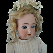 Sweet Kammer & Rhinehart, Simon & Halbig 17 Inch Bisque Head Doll