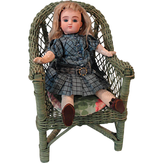 Adorable Tiny 10 Inch Series C Steiner with Sitting Body