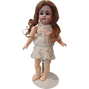 Tiny 12 Inch Closed Mouth Kestner 128 To Dress