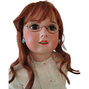 Half Price Sale!  Child's Wire Rim Glasses for a Large Doll