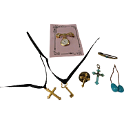 Lovely Lot of Doll Jewelry