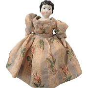 "Tiny 5"" China Doll All Original"