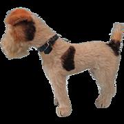 Steiff Terrier 9 x 8 1/2