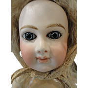 Unusual and Beautiful 15 Inch French Mystery Doll