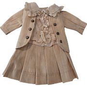 "Factory 2 Piece Dress for 9"" Doll"