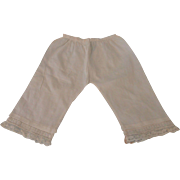 Pantaloons for Large Doll