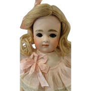 Adorable Closed Mouth Kestner 14""