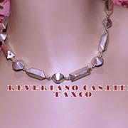 Taxco Reveriano Castillo .925 1950's Ladies Necklace