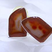 Native American Navajo Sterling Earrings