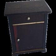 Boulle  Beidermeir night stand 19th Century