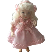 """Sweet 3""""Bisque doll"""