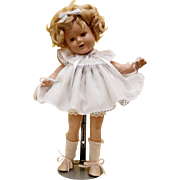 Wonderful shirley Temple Doll ca1930's