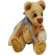Adorable Artist Made Teddy Bear 2""