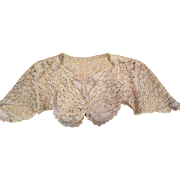 Beautiful Antique Lace Shawl