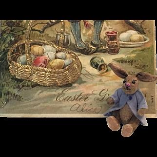 "Tiniest 1 1/4"" Little Bunny Rabbit"