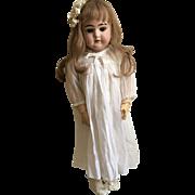 """Antique Cuno & Otto Dressel Doll 23"""" ca.1893"""