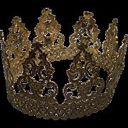 German Soft Metal Crown