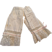 Beautiful Antique Doll Pantaloons