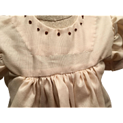 Sweet Doll Dress for Vintage Doll