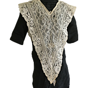 Antique Lace Collar for Antique Doll