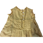 """Vintage Doll Dress for 10"""" To 12"""" Doll"""