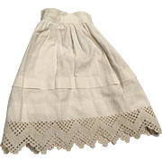 Vintage Doll Skirt or Slip