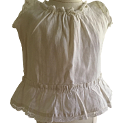 Dolls Antique Small Camisole