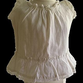 Dolls Antique Small Camisole