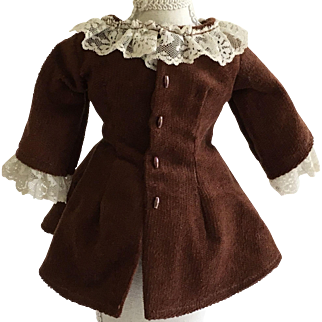 Sweet Antique Doll Top