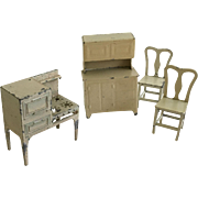 Tootsie Toy White Kitchen Set