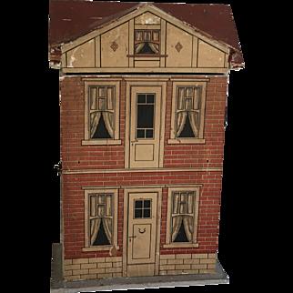 Antique German Gottschalk Dollhouse ca. 1914-1915