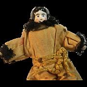 """Tiny 3 3/4"""" China Doll"""
