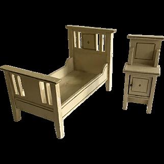 Wonderful Early Large Scale Gottschalk Furniture ca. 1908