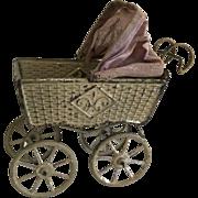 Antique Dollhouse Carriage
