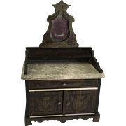 Antique Biedermeir Boulle Side Board ca. 1880-1900