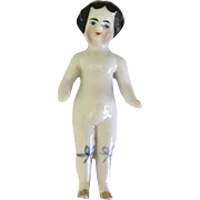 Beautiful Antique Frozen Charlotte Doll