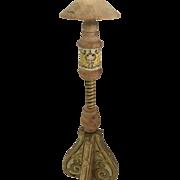 Rare R. Bliss Floor Lamp ca. 1896