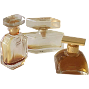 Fabulous Miniature Perfume Bottles