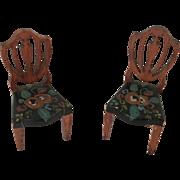 Beautiful Tynietoy Hepplewhyte chairs