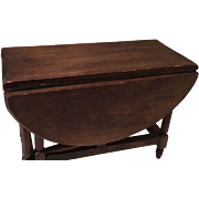 Gate Leg Table On Ruby Lane - Antique gateleg tables