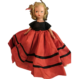 Sweet Bisque Story Book Doll