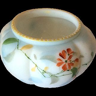Smith Bros. Art Glass Bowl c. 1890-1905